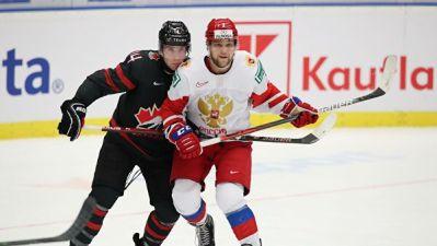 Сборная России уступила Канаде в финале молодежного чемпионата мира