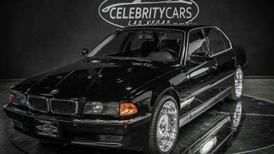Автомобиль, в котором был убит рэпер Тупак, выставили на продажу