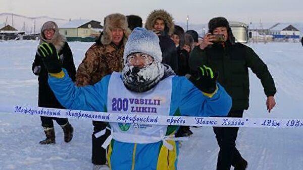 """Названы победители экстремального марафона """"Полюс Холода"""" в Якутии"""