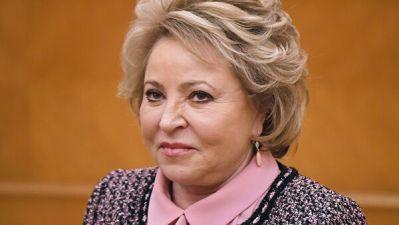 Комитет Совфеда направит Матвиенко доклад об изменениях в Конституцию