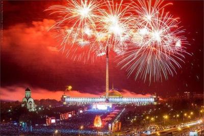 В Москве пройдет салют в честь освобождения Европы