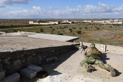 Армия США перехватила российского генерала в Сирии