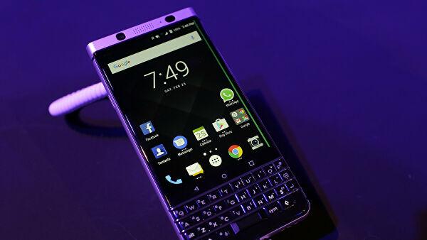 Смартфоны BlackBerry исчезнут из продажи