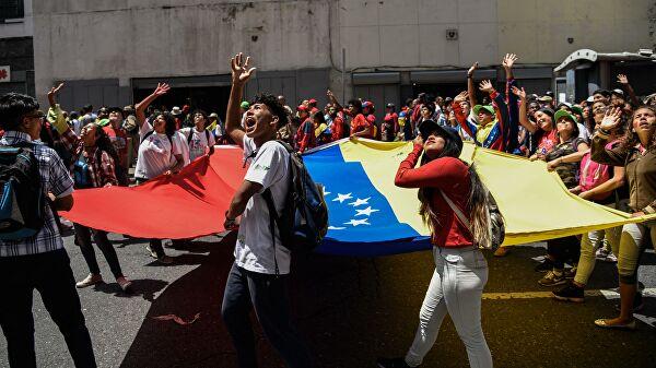 Венесуэльский министр рассказал об убытках страны от санкций США
