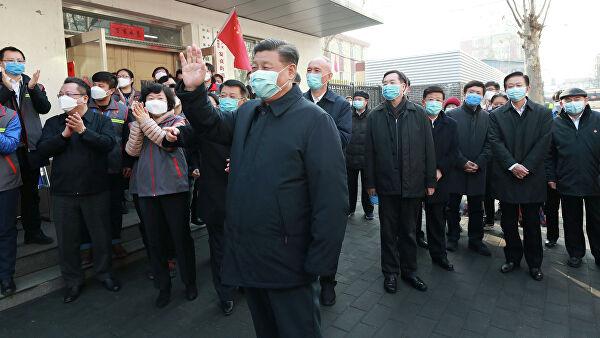 Си Цзиньпин поблагодарил Гейтса за поддержку в борьбе с коронавирусом