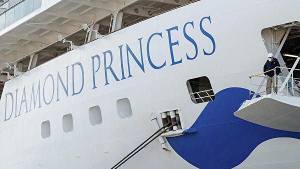 В Японии число зараженных коронавирусом на лайнере выросло втрое