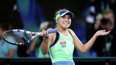 София Кенин выиграла Australian Open, победив в финале Мугурусу