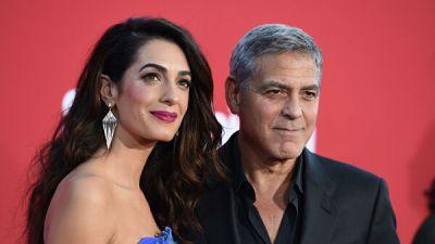 У Джорджа Клуни затопило поместье за 12 миллионов фунтов стерлингов