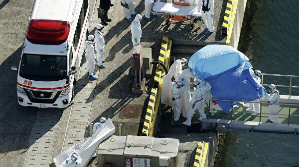 В посольстве РФ рассказали о ситуации на судне Diamond Princess