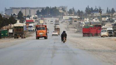 В сирийском Алеппо возобновил работу аэропорт