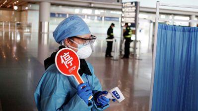 В Китае вне Уханя третий день выявляют лишь ввозные случаи COVID-19