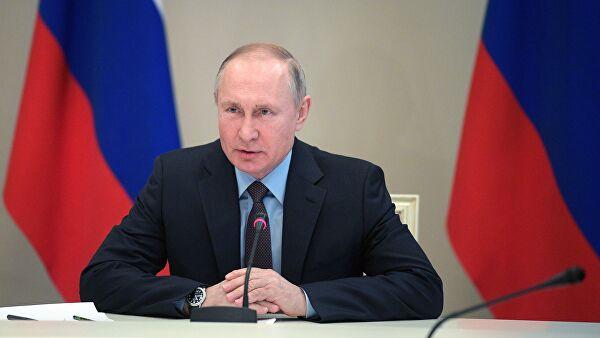 Путин призвал работать с партнерами для стабилизации энергорынков