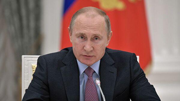 Путин призвал бороться с коррупцией на всех направлениях