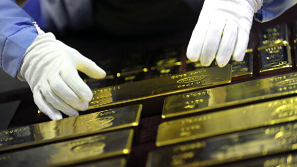 WSJ сообщила об острой нехватке золота в США