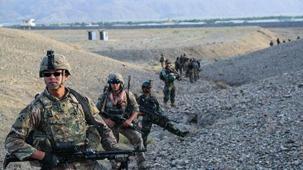 Гани и Помпео обсудили мирный процесс в Афганистане