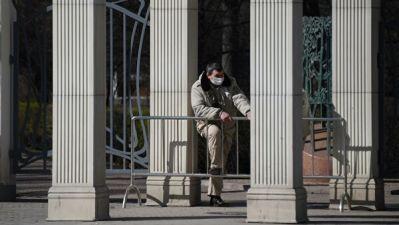 В московских парках работает система оповещения о карантине