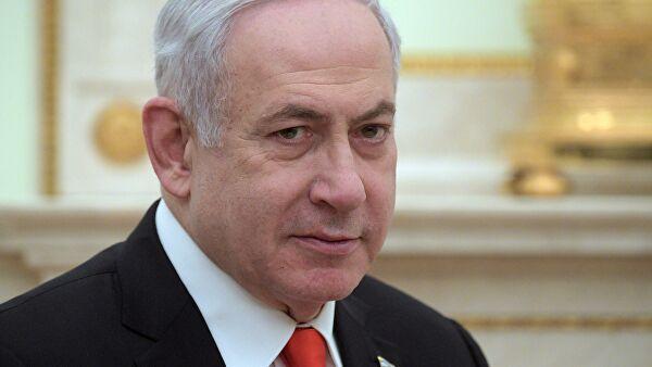 Нетаньяху прокомментировал данные exit poll