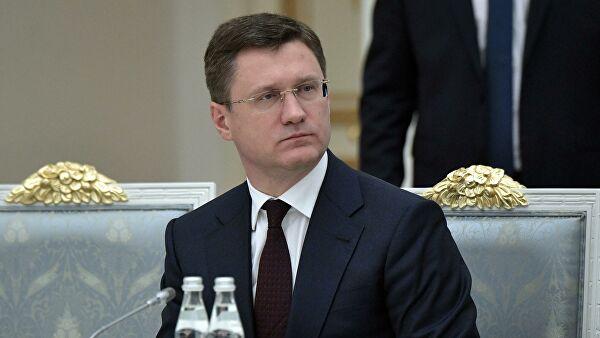 Новак: наращивание нефтедобычи в России будет зависеть от компаний