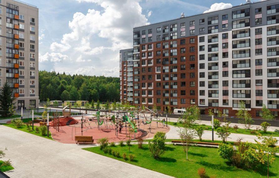 Корпус жилого комплекса на юго-западе Москвы получил заключение о соответствии