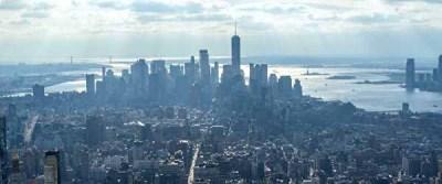 Недавно побывавших в Нью-Йорке американцев попросили сесть на карантин