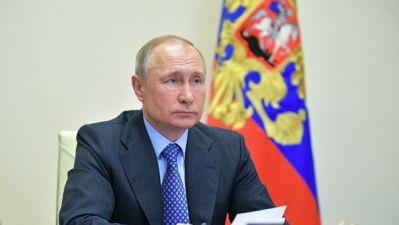 Путин оценил ситуацию с коронавирусом
