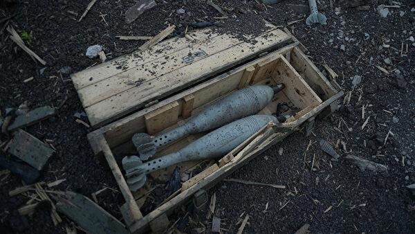 Украинские силовики заявили о семи обстрелах в Донбассе за сутки