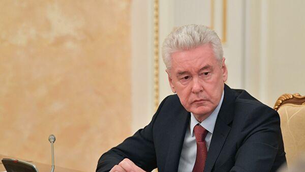 Собянин доложил Путину о введении системы спецпропусков в Москве