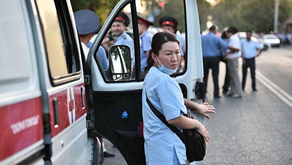 В Киргизии число заболевших COVID-19 медработников выросло до девяти
