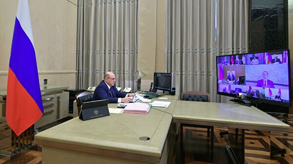 Мишустин призвал к слаженной работе по вывозу россиян из-за рубежа