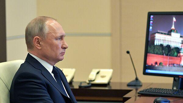 """""""Победим и эту заразу"""". Путин оценил ситуацию с коронавирусом в России"""