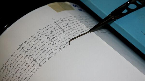 На востоке Индонезии произошло землетрясение магнитудой 5,6