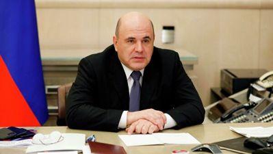 Песков опроверг сообщения о возможном уходе Мишустина с поста премьера