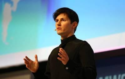 Дуров раскритиковал Apple и Google за высокие налоги с продаж цифровой продукции