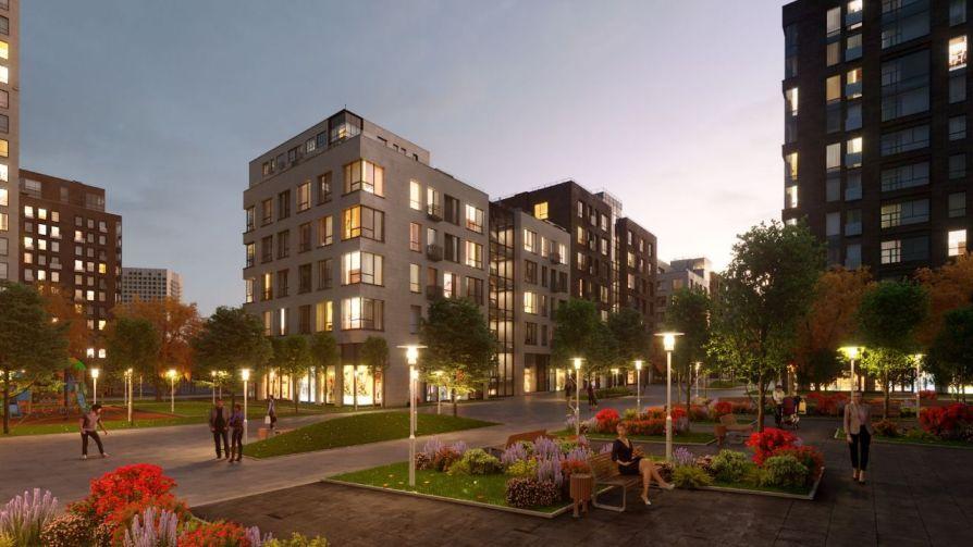 В ЖК «Резиденция Архитекторов» продолжится реализация второго и третьего этапов строительства