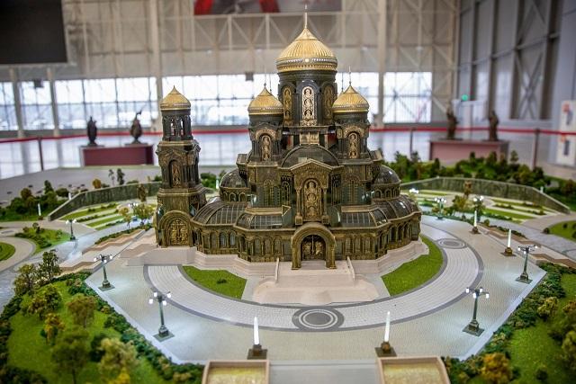 В Щаповском планируют построить два храма