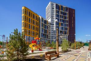 В жилом комплексе «Новая Звезда» ввели дом на 351 квартиру