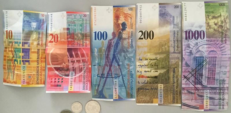 Эксперт назвал швейцарский франк лучшей валютой для сбережений