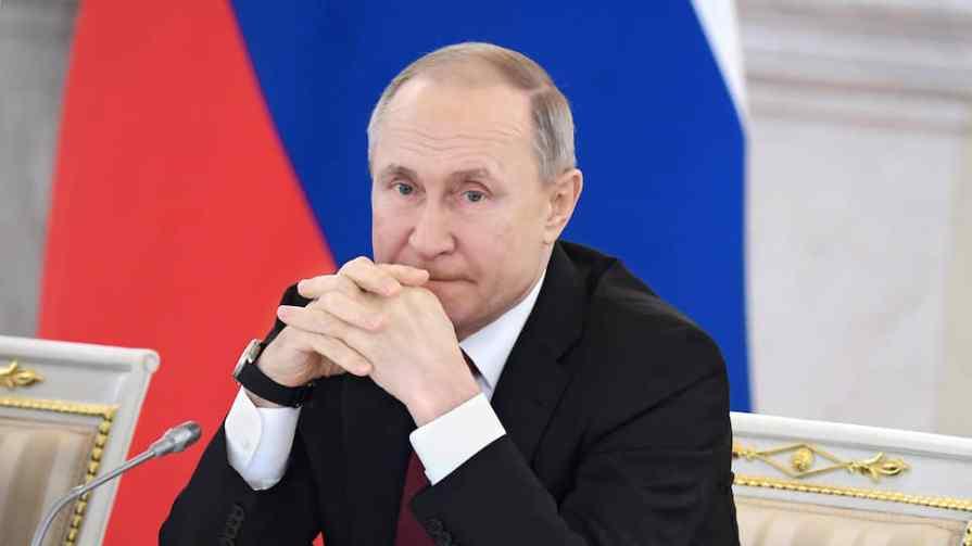 Путин: Россия - это не только «страна-бензоколонка»