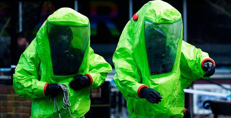 Разработчик «Новичка» заявил, что яд можно изготовить в любой лаборатории