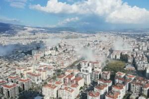 Число пострадавших при землетрясении в Турции возросло до 522