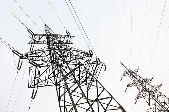 Тува осталась без электричества из-за аварийного отключения