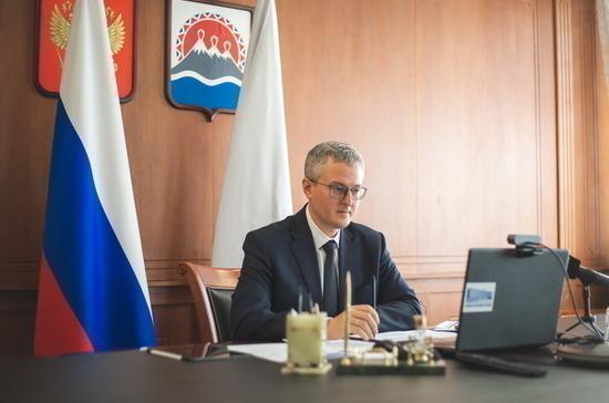 У губернатора Камчатского края выявили коронавирус
