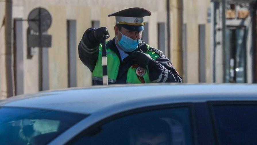В Ленобласти пьяный водитель сбил полицейского