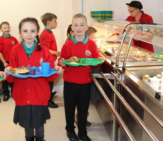 School Meal service