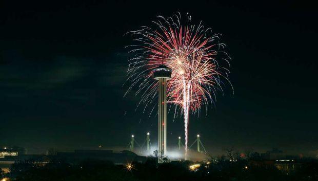 Visit San Antonio To Celebrate New Years Eve 2020