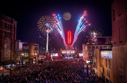 Nashville New Years Eve 2017 Events Hotels And Parties