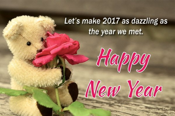 Happy New Year 2018 Images Wishes Quotes Status Gautam Sharma
