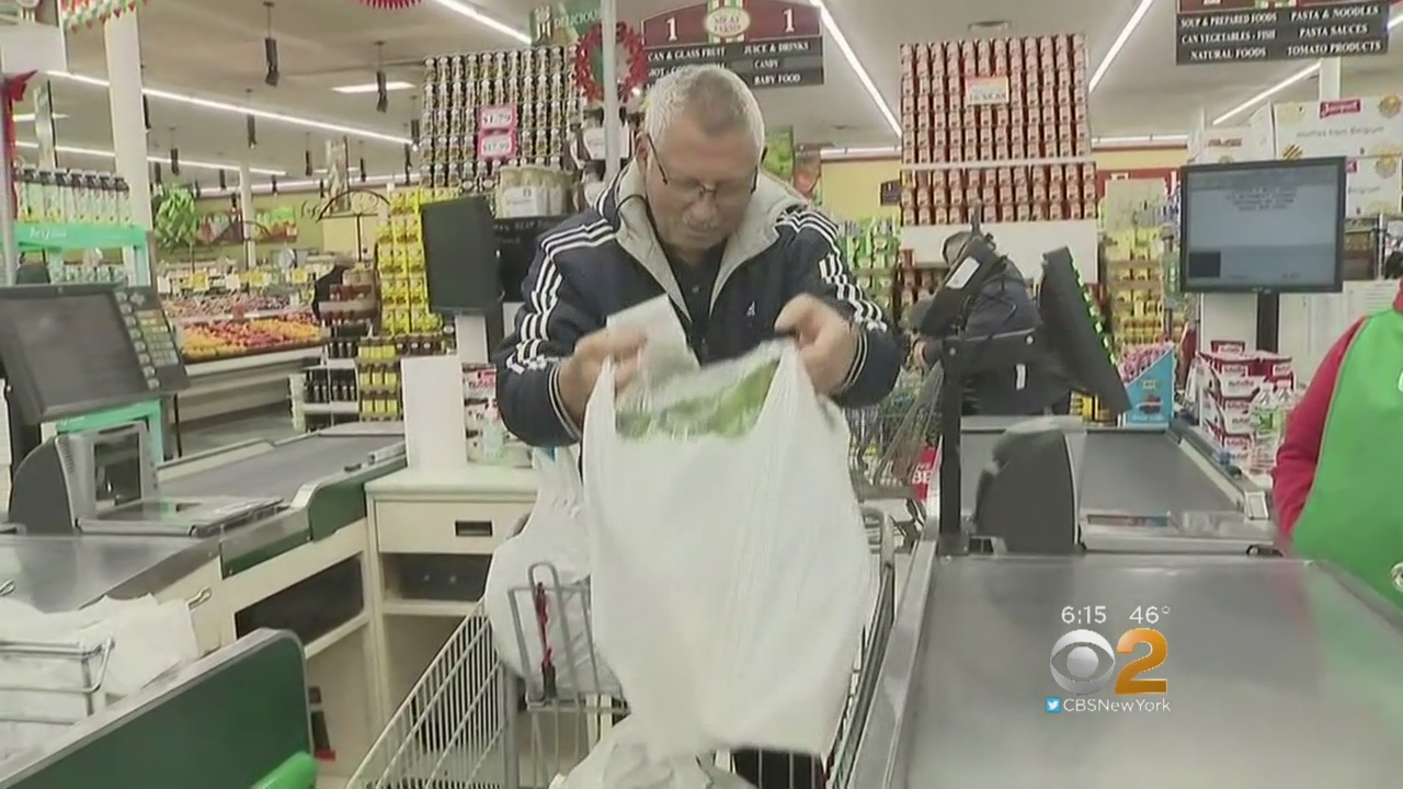 New York's Plastic Bag Ban Starts On Sunday