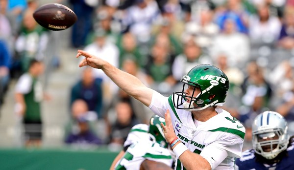 Darnold Shines, Jets Survive Late Cowboys Rally