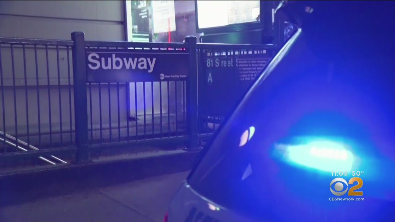 Subway Rider Slashed In The Face After Bumping Into Attacker In Washington Heights, Police Say